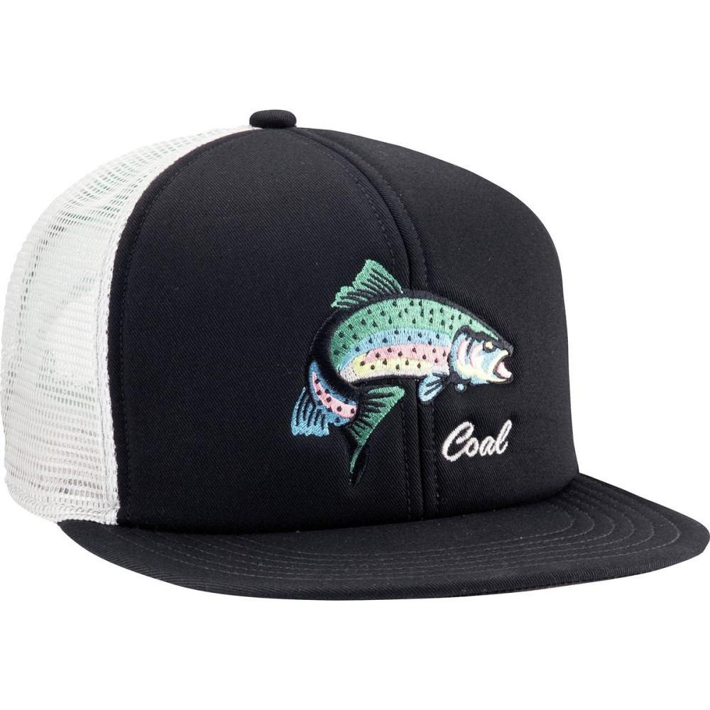 コール メンズ 帽子 キャップ【Wilds Trucker Hat】Black (rainbow)