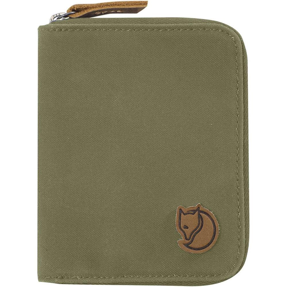 フェールラーベン レディース 財布【Zip Wallet】Green