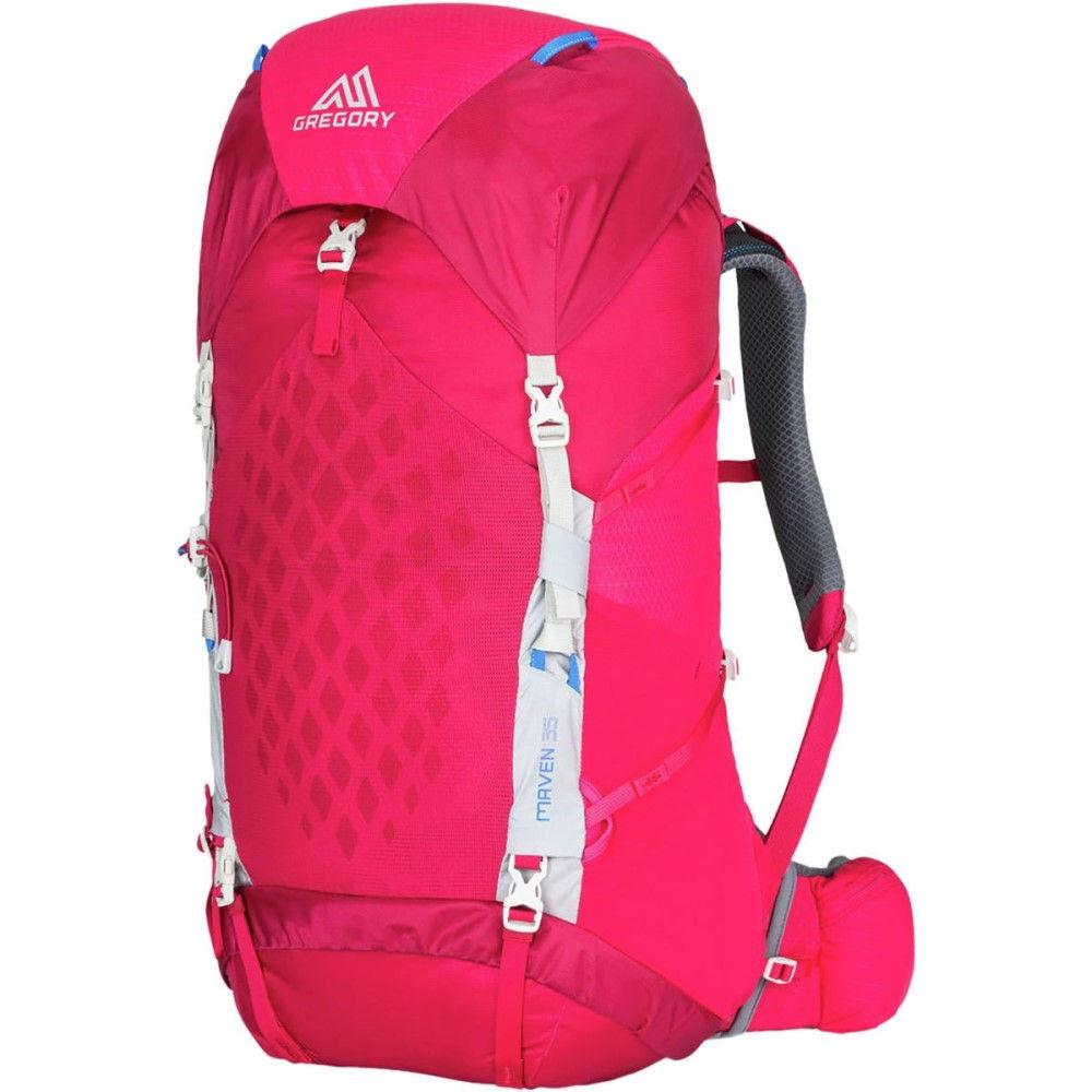 グレゴリー レディース バッグ バックパック・リュック【Maven 35L Backpack】Phoenix Red