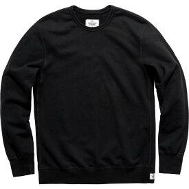 レイニングチャンプ メンズ トップス スウェット・トレーナー【Crewneck Sweatshirts】Black