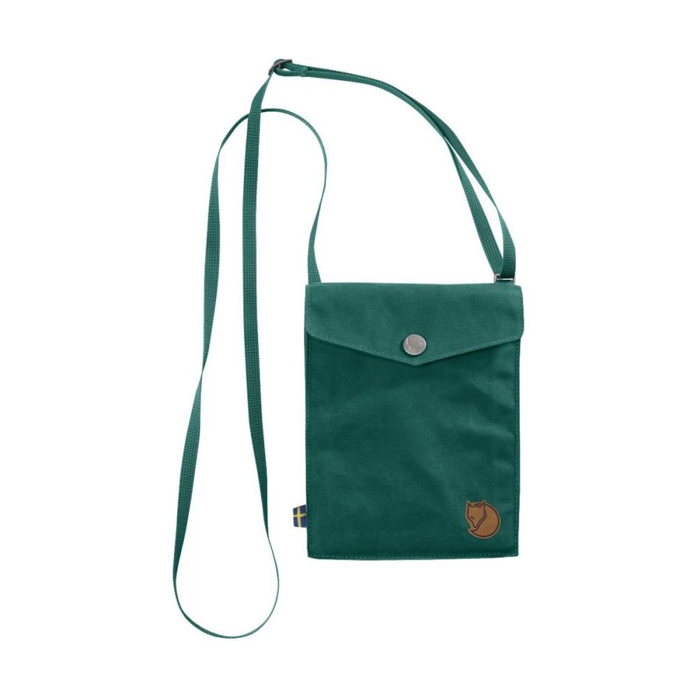フェールラーベン レディース 財布【Pocket Purse】Copper Green
