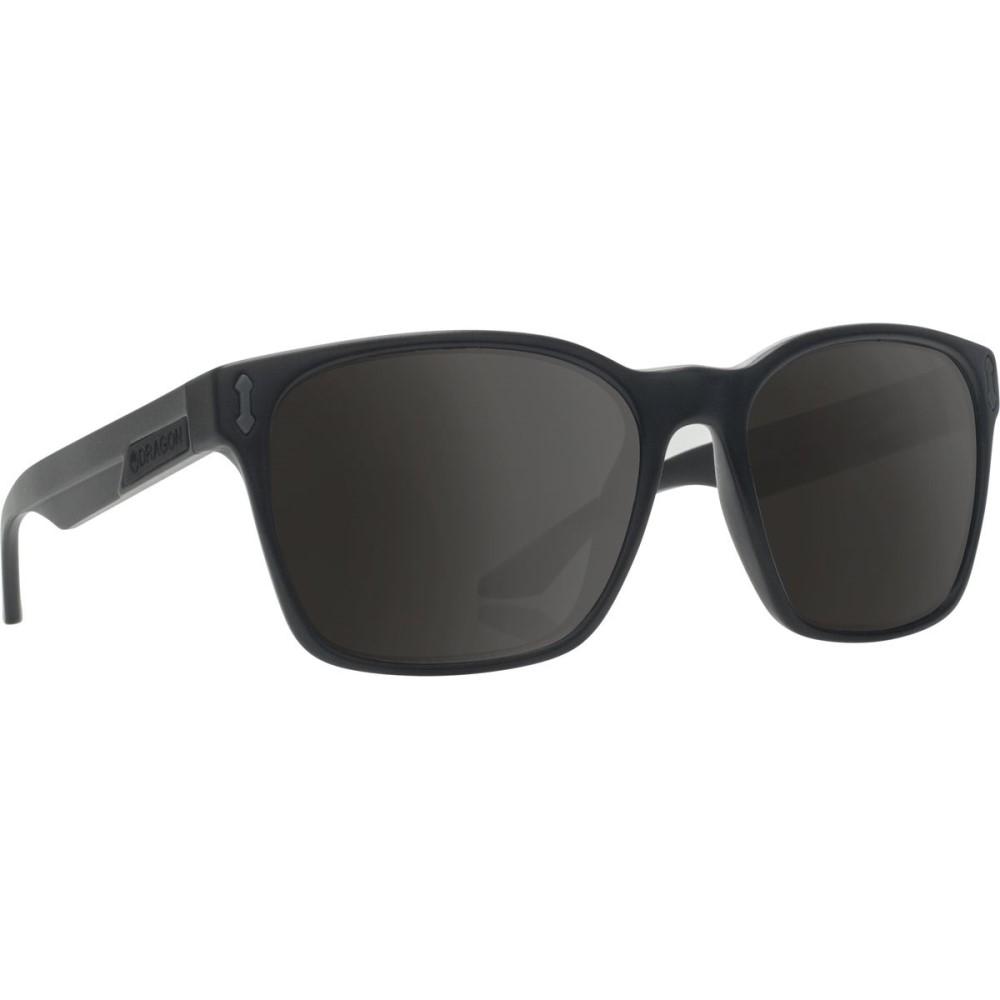ドラゴン メンズ メガネ・サングラス【Liege Floatable Sunglasses - Polarized】Matte Black/Grey - H2O