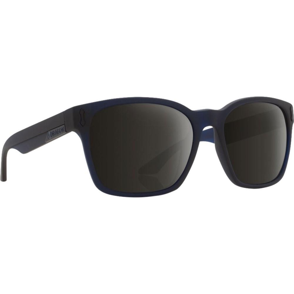 ドラゴン メンズ メガネ・サングラス【Liege Sunglasses】Matte Navy/Grey