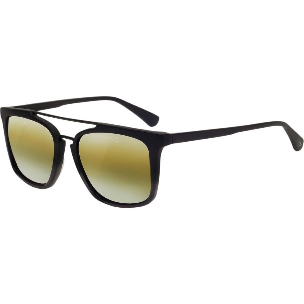 ヴュアルネ メンズ メガネ・サングラス【VL 1601 Sunglasses】Matte Black/Ski Lynx