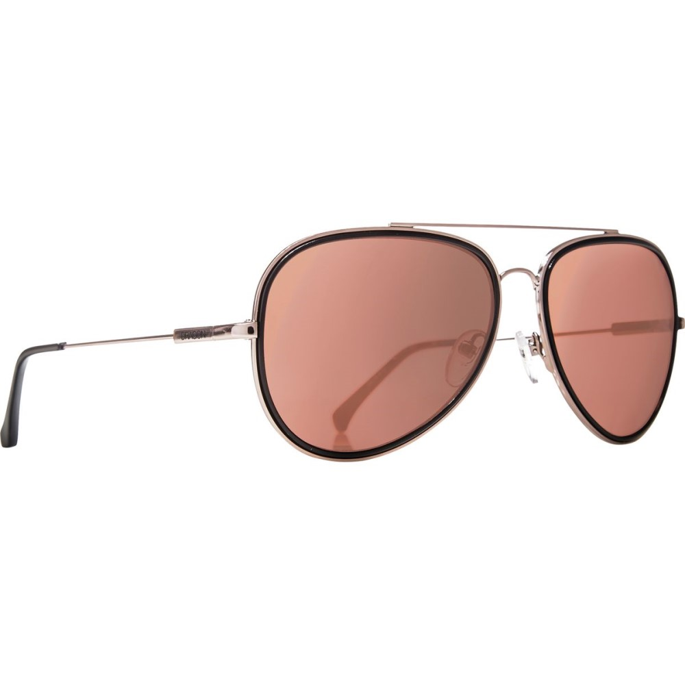 ドラゴン メンズ メガネ・サングラス【Status Sunglasses】Rose Gold/Rose Gold Ion