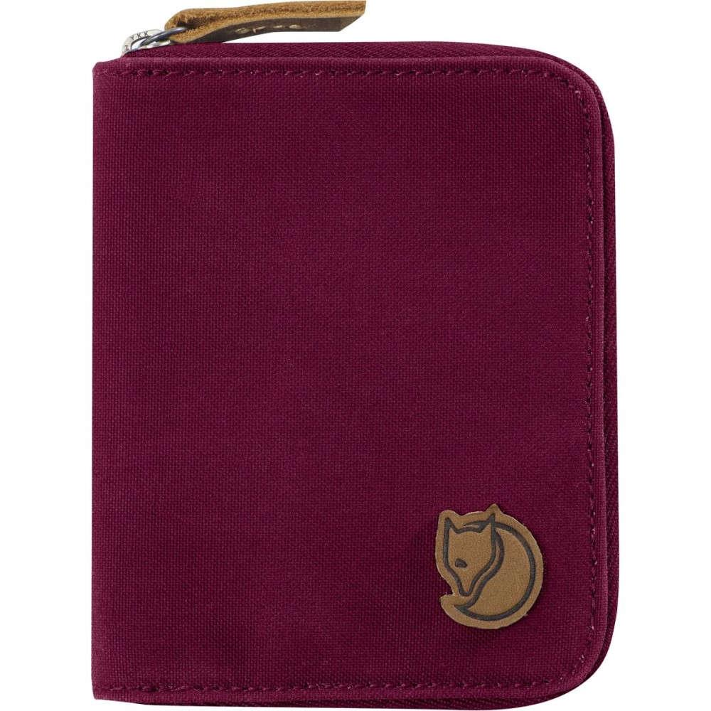 フェールラーベン レディース 財布【Zip Wallet】Plum