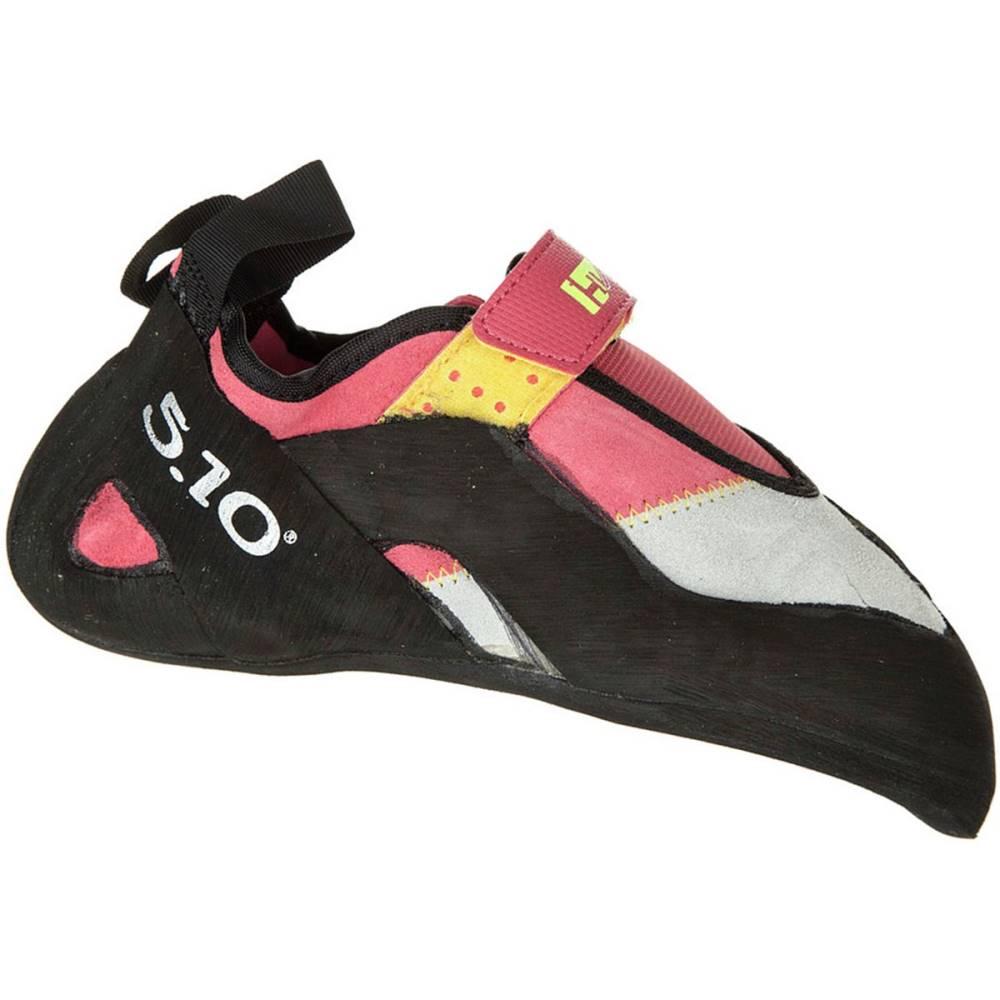 ファイブテン レディース クライミング シューズ・靴【Hiangle Climbing Shoe】Pink/Yellow