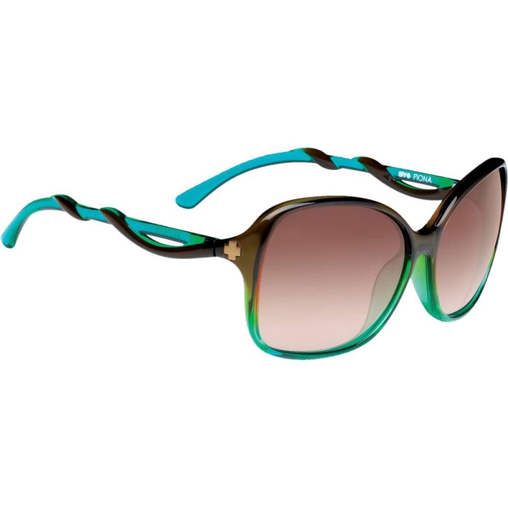 スパイ レディース メガネ・サングラス【Fiona Happy Lens Sunglasses】Mint Chip Fade - Happy Bronze Fade