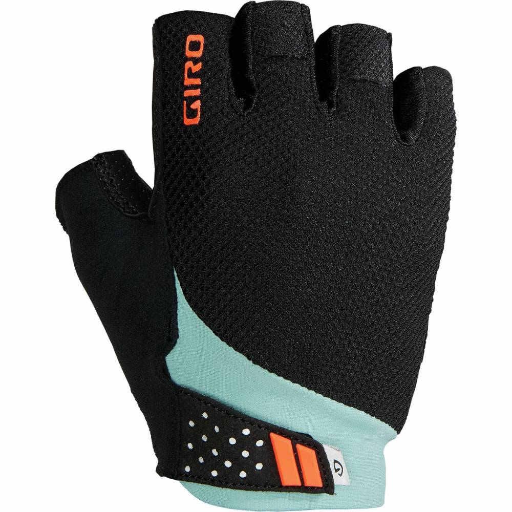 ジロ メンズ 自転車 グローブ【Monaco II Gel Glove】Frost/Charcoal/Vermillion
