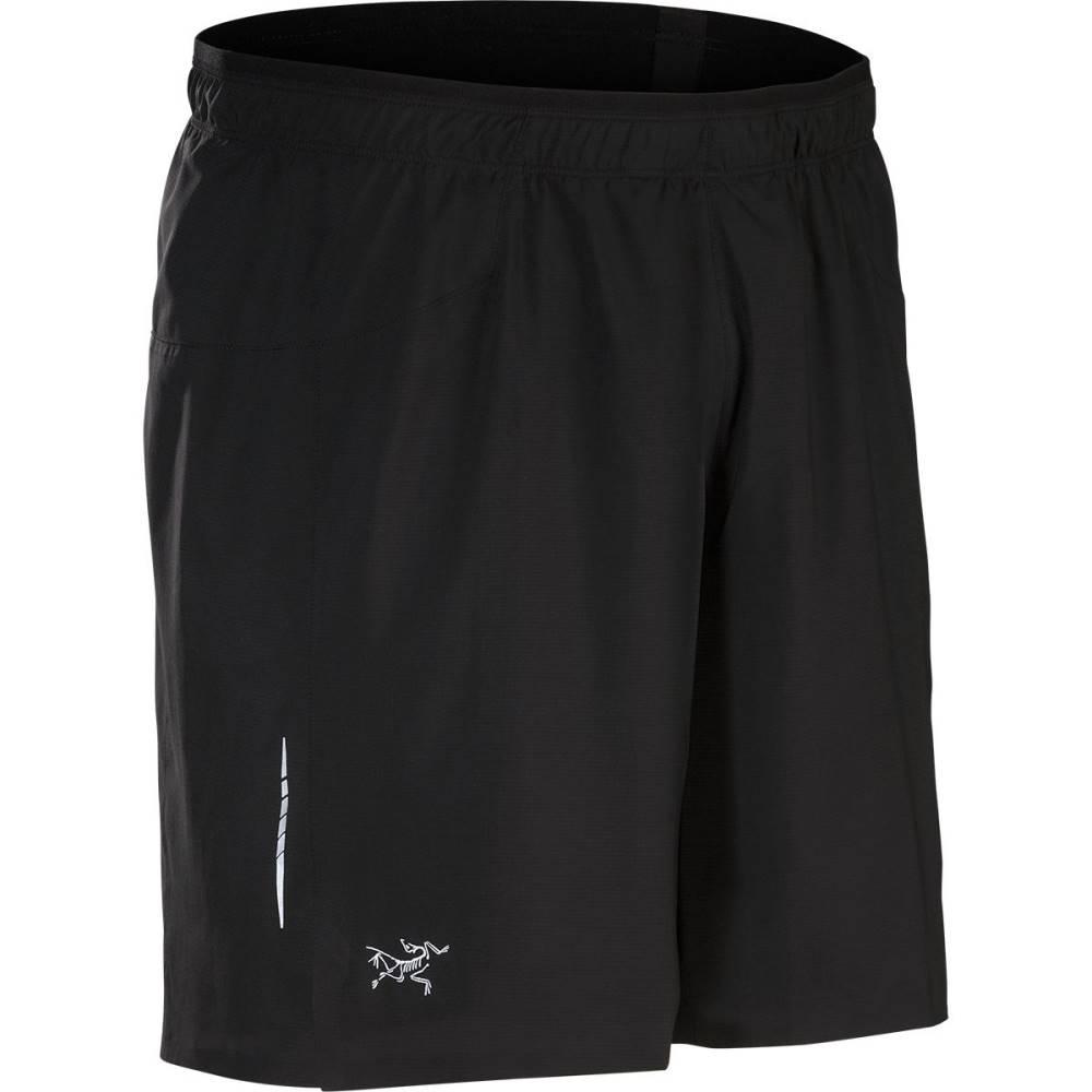 アークテリクス メンズ フィットネス・トレーニング ボトムス・パンツ【Adan Shorts】Black Ii