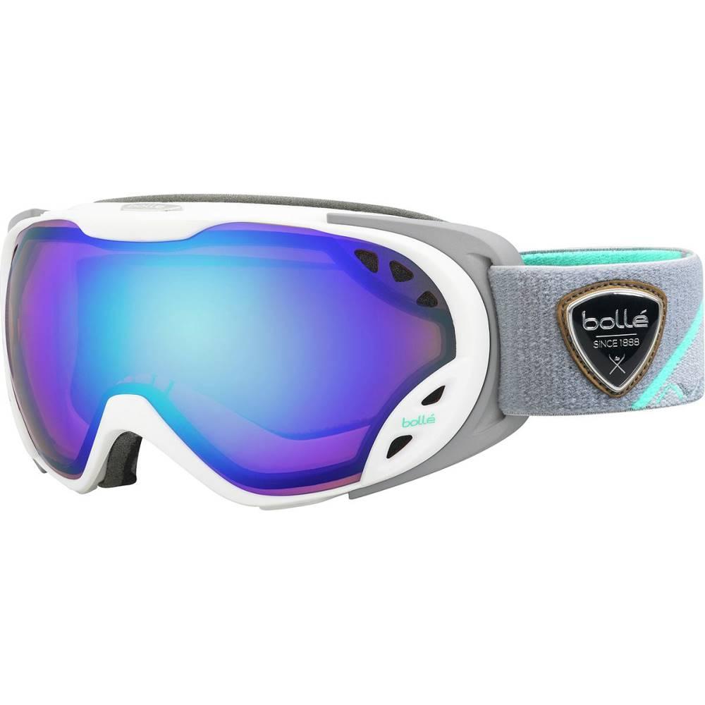 ボレー レディース スキー・スノーボード ゴーグル【Duchess Photochromic Goggle】White And Grey/Modulator 2.0 Light Control