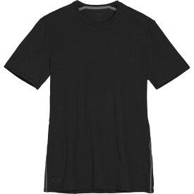 アイスブレーカー メンズ トップス Tシャツ【BodyFit 150 - Ultralite Anatomica Crews】Black/Monsoon