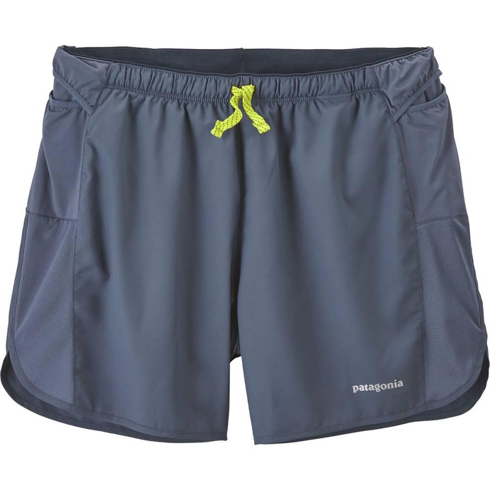 パタゴニア メンズ フィットネス・トレーニング ボトムス・パンツ【Strider Pro 5in Shorts】Dolomite Blue