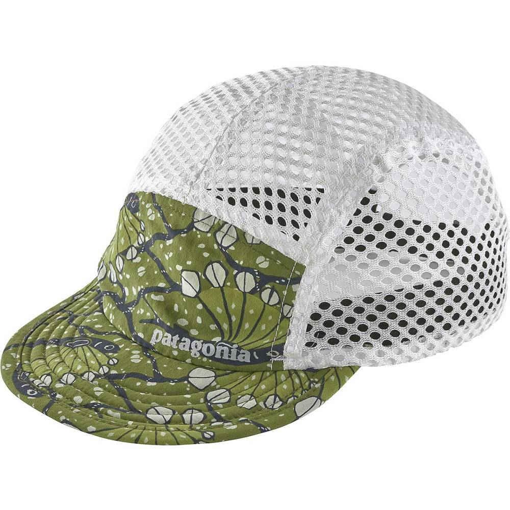 パタゴニア レディース ランニング・ウォーキング【Duckbill Cap】Hexy Fish/Sprouted Green