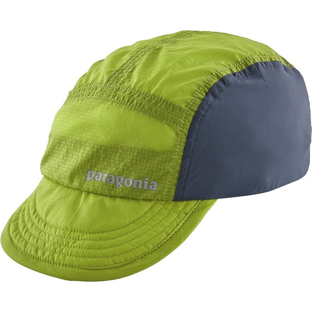 パタゴニア レディース ランニング・ウォーキング【Airdini Cap】Light Gecko Green