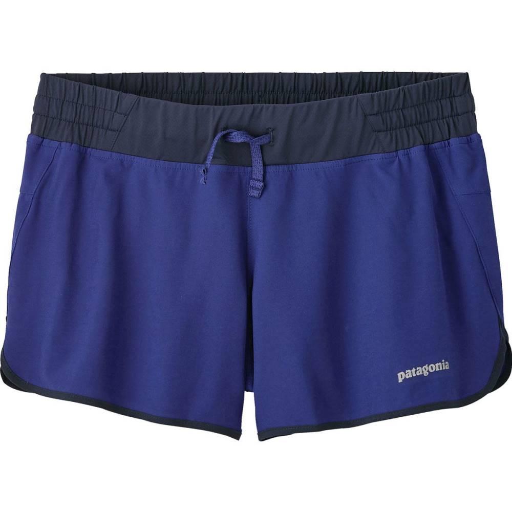 パタゴニア レディース フィットネス・トレーニング ボトムス・パンツ【Nine Trails Short】Cobalt Blue