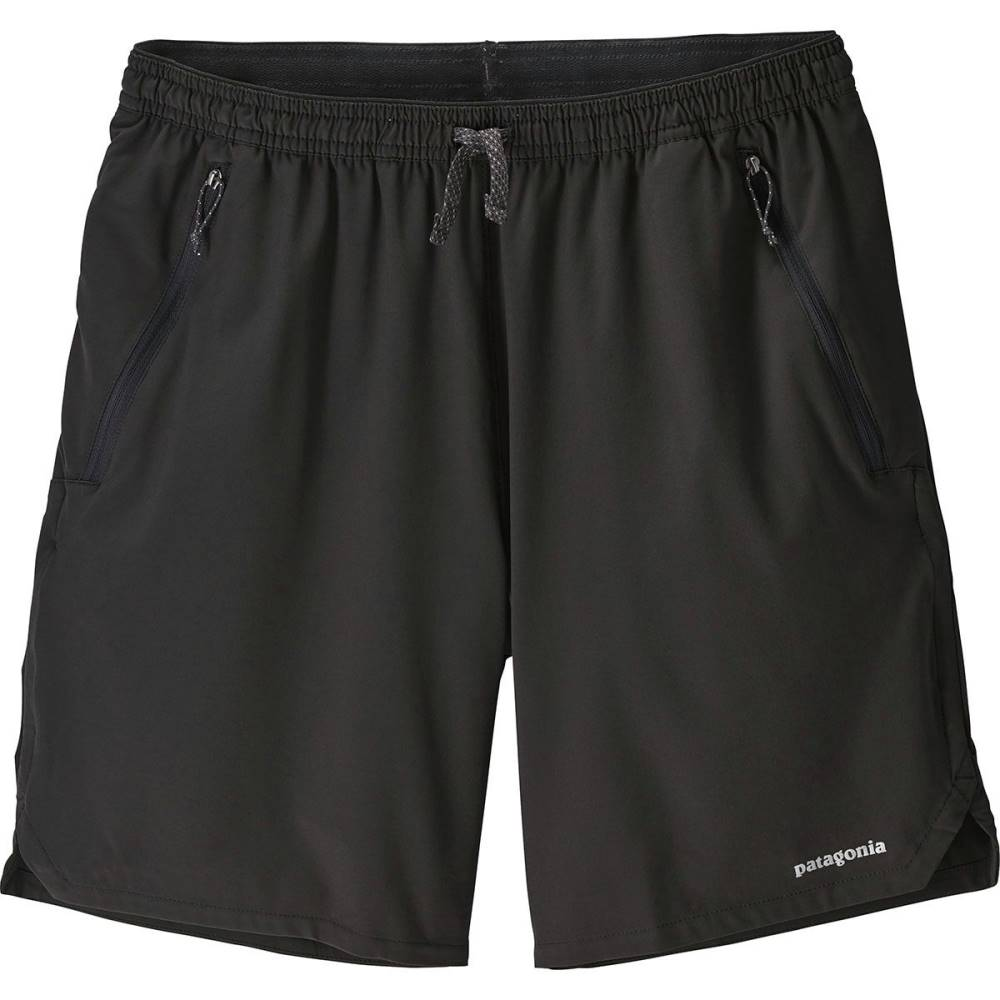 パタゴニア メンズ フィットネス・トレーニング ボトムス・パンツ【Nine Trails Shorts】Black