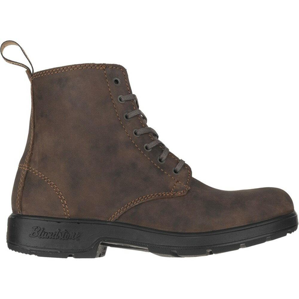 ブランドストーン レディース シューズ・靴 ブーツ【Lace - Up Original Series Boot】Rustic Brown