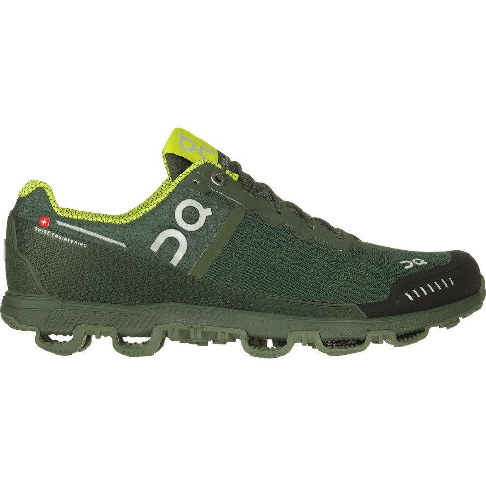 オン メンズ ランニング・ウォーキング シューズ・靴【Cloudventure Trail Running Shoes】Forest/Sulphur