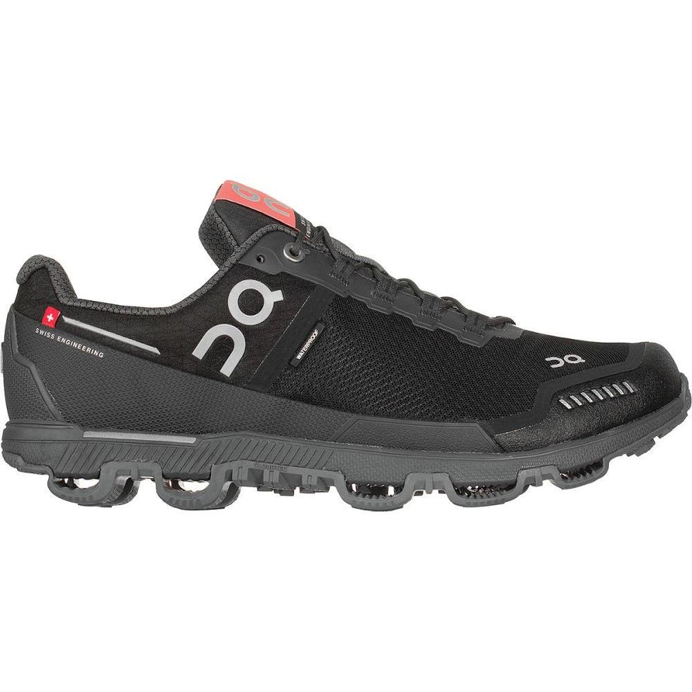 オン メンズ ランニング・ウォーキング シューズ・靴【Cloudventure Waterproof Trail Run Shoes】Black/Dark
