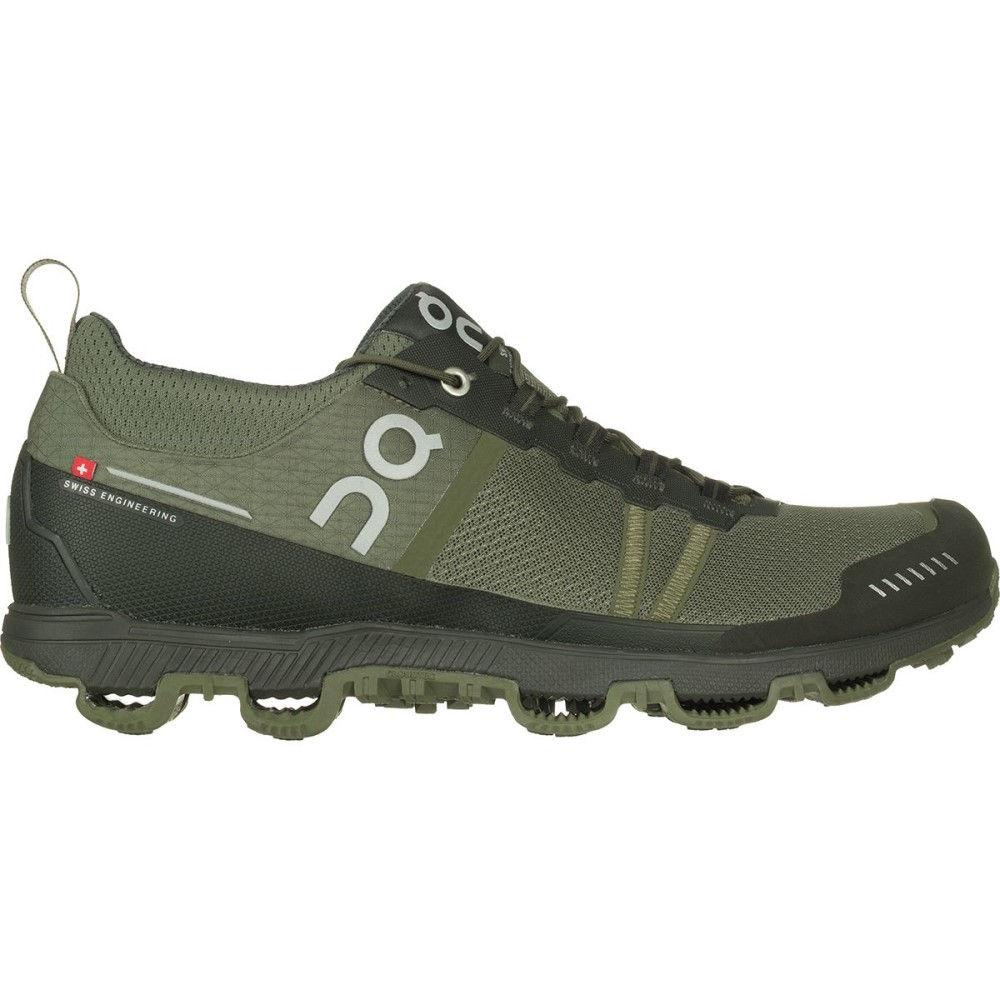 オン メンズ ランニング・ウォーキング シューズ・靴【Cloudventure Midtop Shoes】Pine/Stone