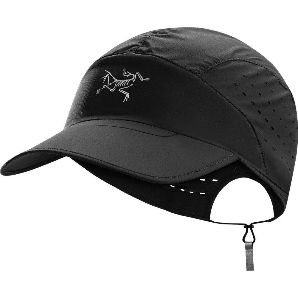 アークテリクス レディース ランニング・ウォーキング【Incendo Hat】Black