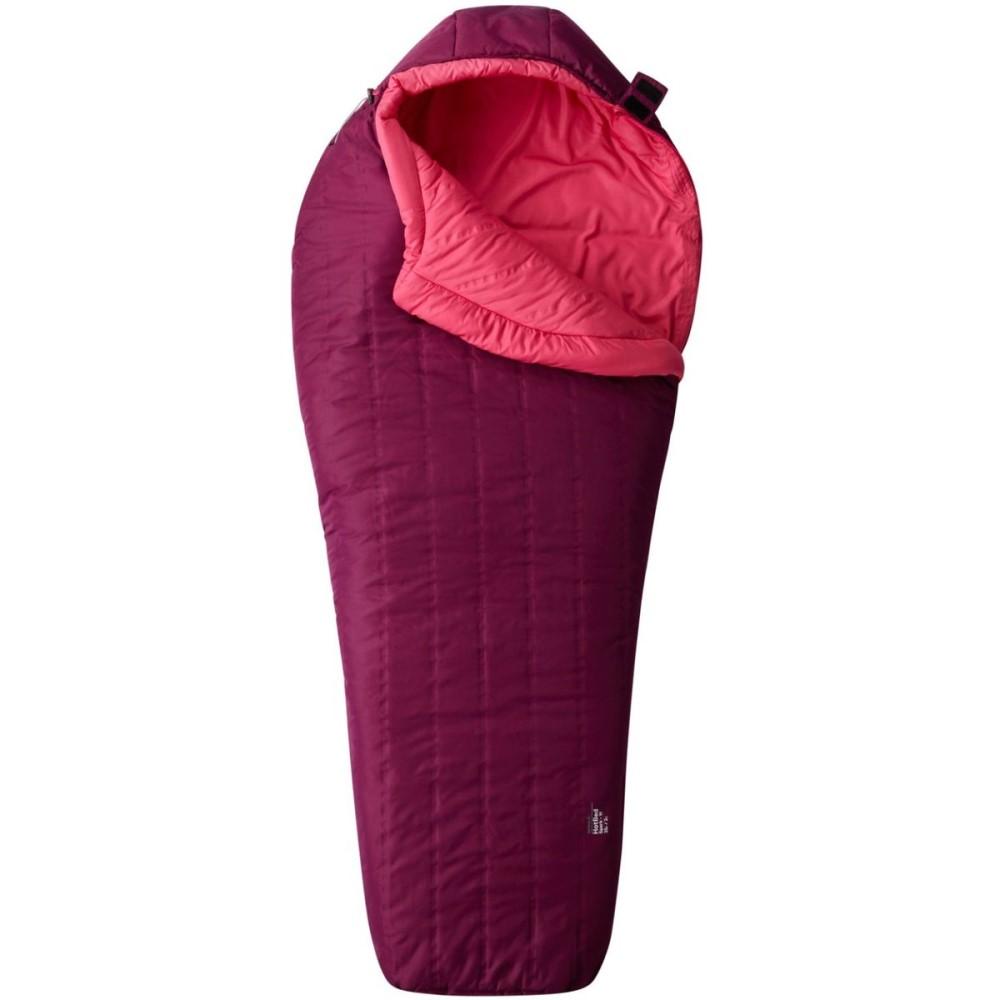 マウンテンハードウェア レディース ハイキング・登山【Hotbed Spark Sleeping Bag: 35 Degree Synthetic】Dark Raspberry