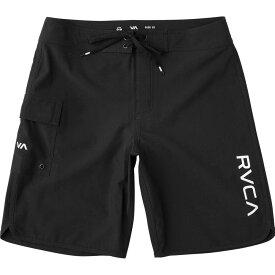 ルーカ メンズ 水着・ビーチウェア 海パン【Eastern 20in Board Shorts】All Black