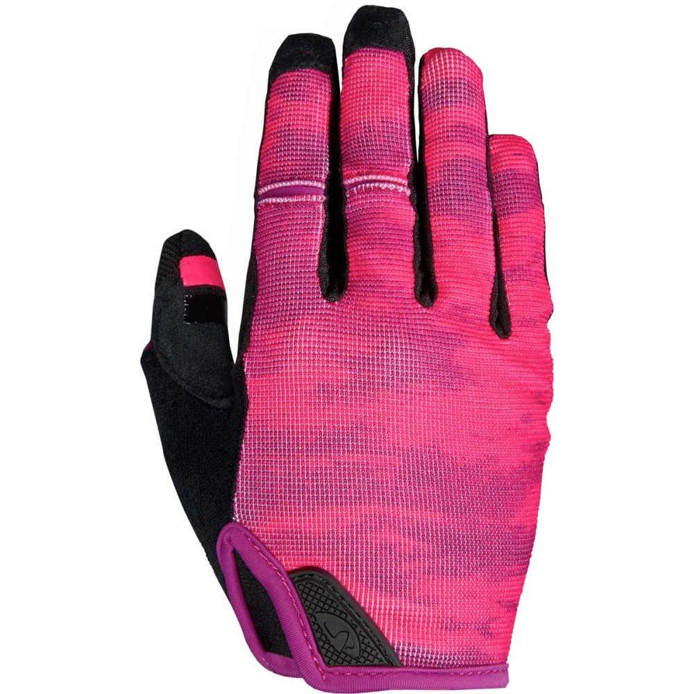 ジロ レディース 自転車 グローブ【LA DND Gloves】Bright Pink Foam