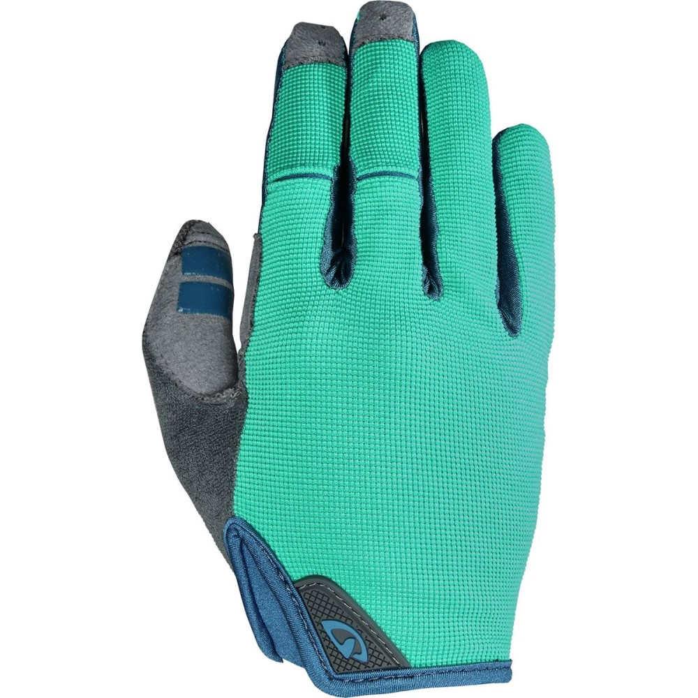 ジロ レディース 自転車 グローブ【LA DND Gloves】Turquoise/Bright Teal
