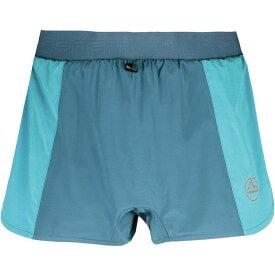 ラスポルティバ メンズ フィットネス・トレーニング ボトムス・パンツ【Auster Shorts】Lake/Tropic Blue
