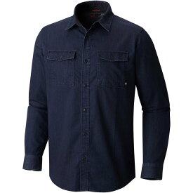 マウンテンハードウェア メンズ トップス シャツ【Hardwear Denim Shirts】Dark Wash