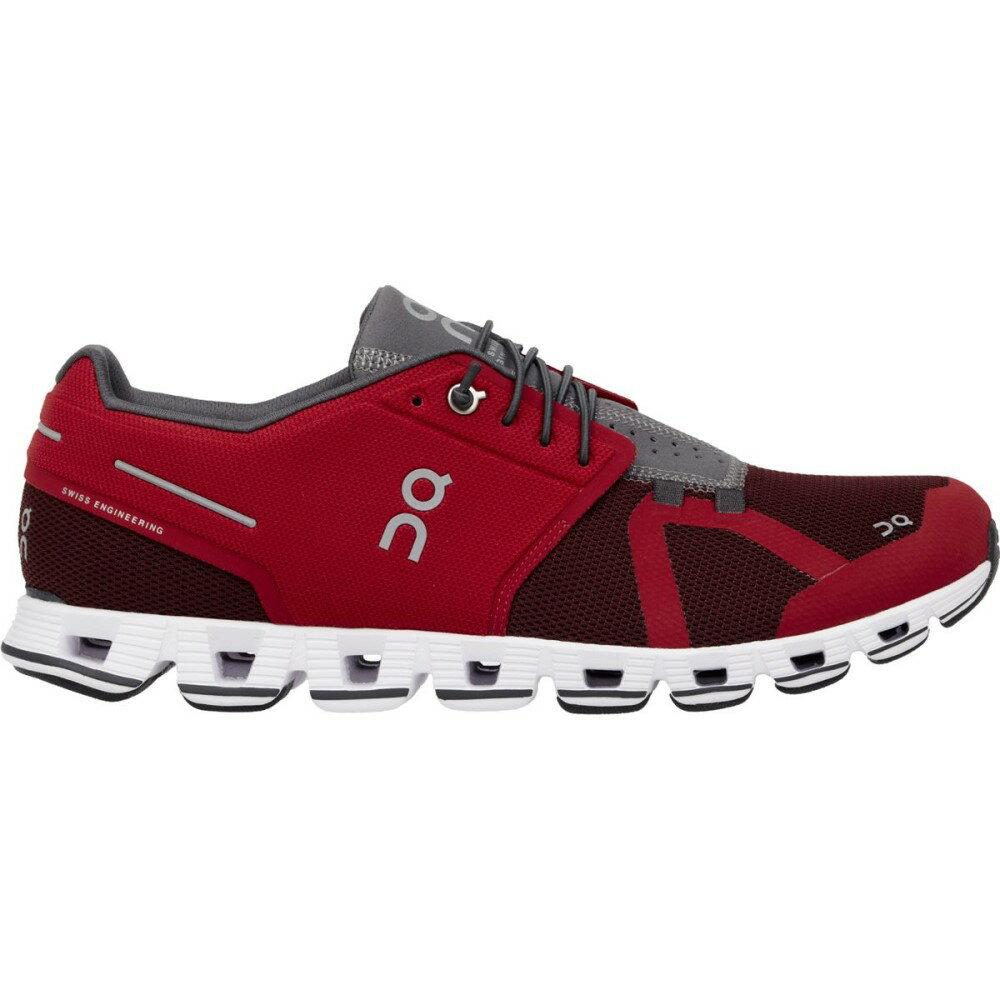 オン メンズ シューズ・靴 スニーカー【Cloud Shoess】Red/Ox