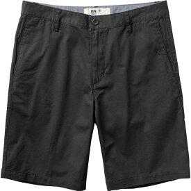 リーフ メンズ ボトムス・パンツ ショートパンツ【Moving On 4 Shorts】Black