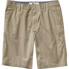 リーフ メンズ ボトムス・パンツ ショートパンツ【Moving On 4 Shorts】Khaki