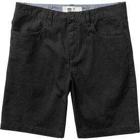 リーフ メンズ ボトムス・パンツ ショートパンツ【Auto Redial 7 Shorts】Black
