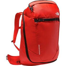 ザ ノースフェイス メンズ バッグ バックパック・リュック【Cragaconda 45L Backpack】Fiery Red/Tnf Black