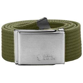 フェールラーベン メンズ ベルト【Canvas Belt】Green
