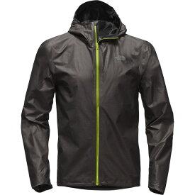 ザ ノースフェイス メンズ アウター レインコート【Hyperair GTX Trail Jackets】Tnf Black/Dayglo Yellow