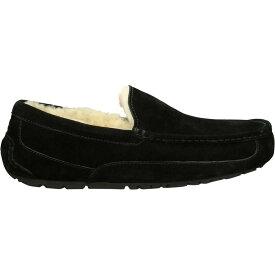 アグ メンズ シューズ・靴 スリッパ【Ascot Slippers】Black