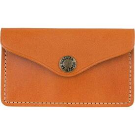 フィルソン レディース 財布【Snap Wallet】Tan Leather