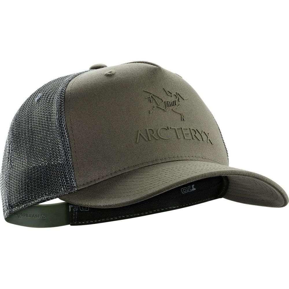 アークテリクス メンズ 帽子 キャップ【Logo Trucker Hats】Joshua Tree