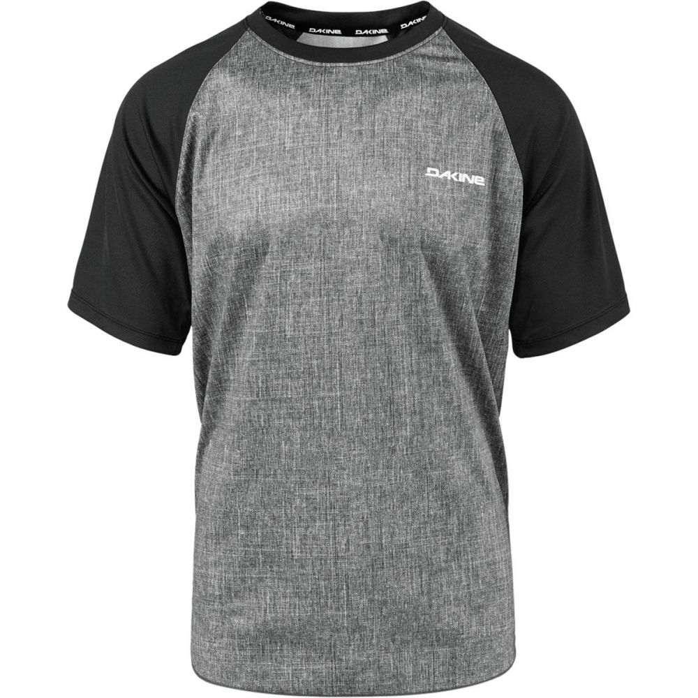 ダカイン メンズ 自転車 トップス【Dropout Jersey - Short Sleeves】Carbon/Black