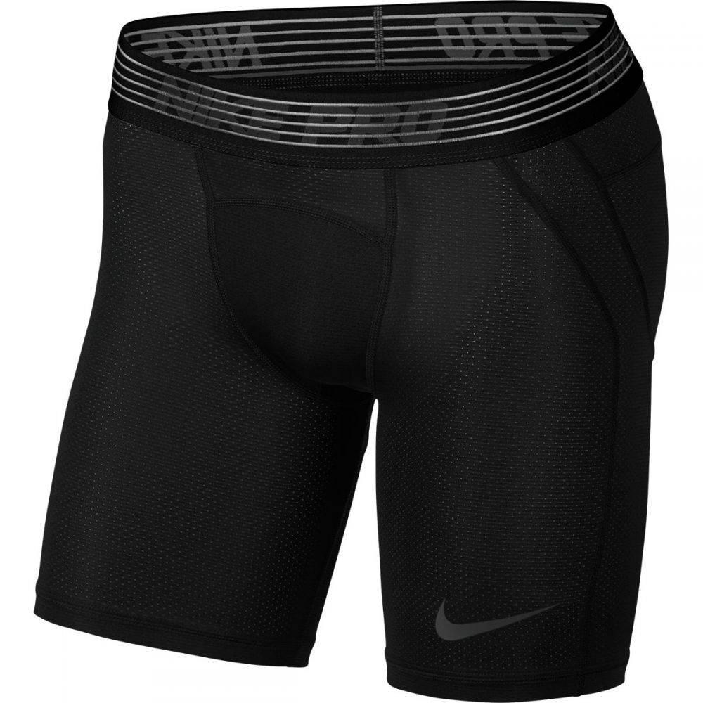 ナイキ メンズ インナー・下着【HyperCool Shorts】Black/Black/Dark Grey