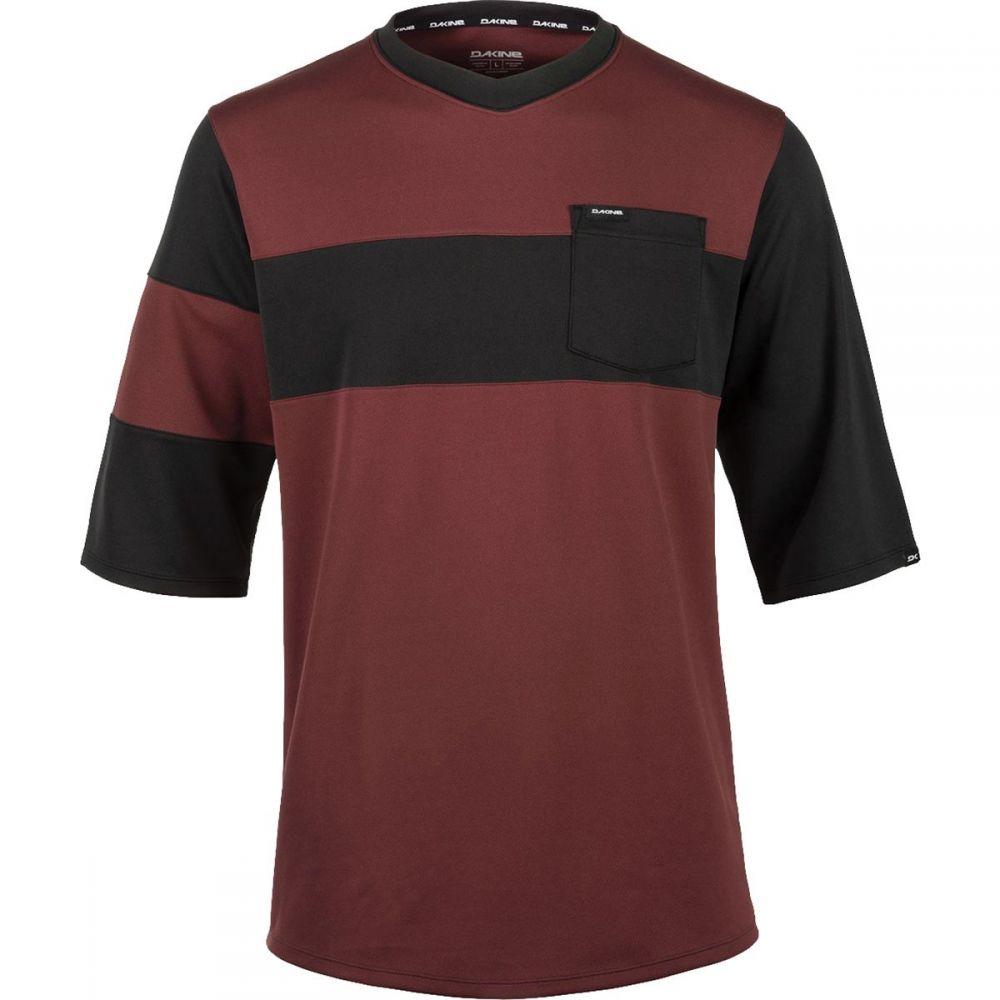 ダカイン メンズ 自転車 トップス【Vectra Jersey - 3/4 - Sleeves】Andorra/Black