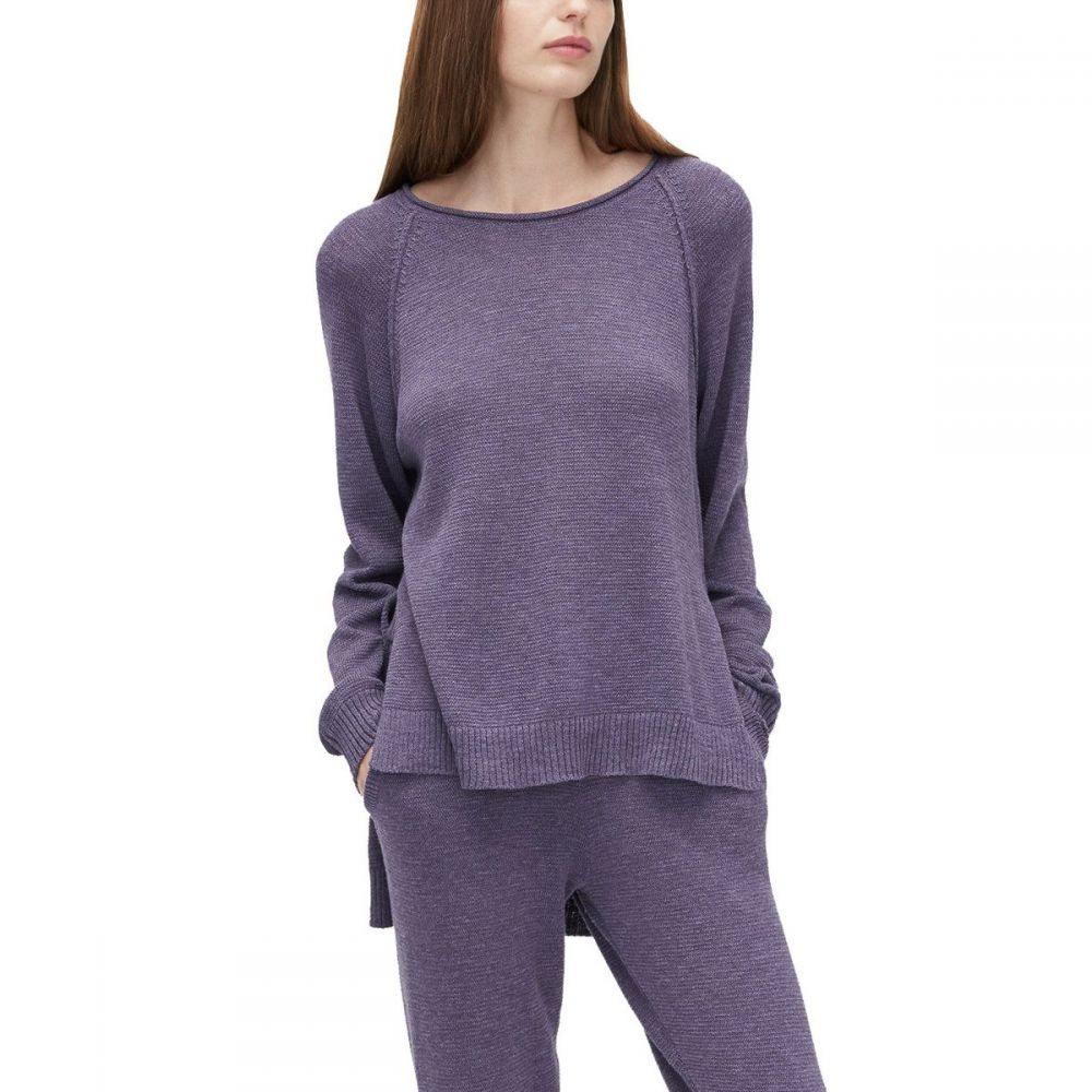 アグ レディース トップス ニット・セーター【Estela Sweater】Nightshade Heather