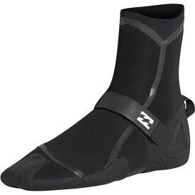 ビラボン メンズ サーフィン シューズ・靴【5mm Furnace Carbon Ultra Split Toe Boots】Black