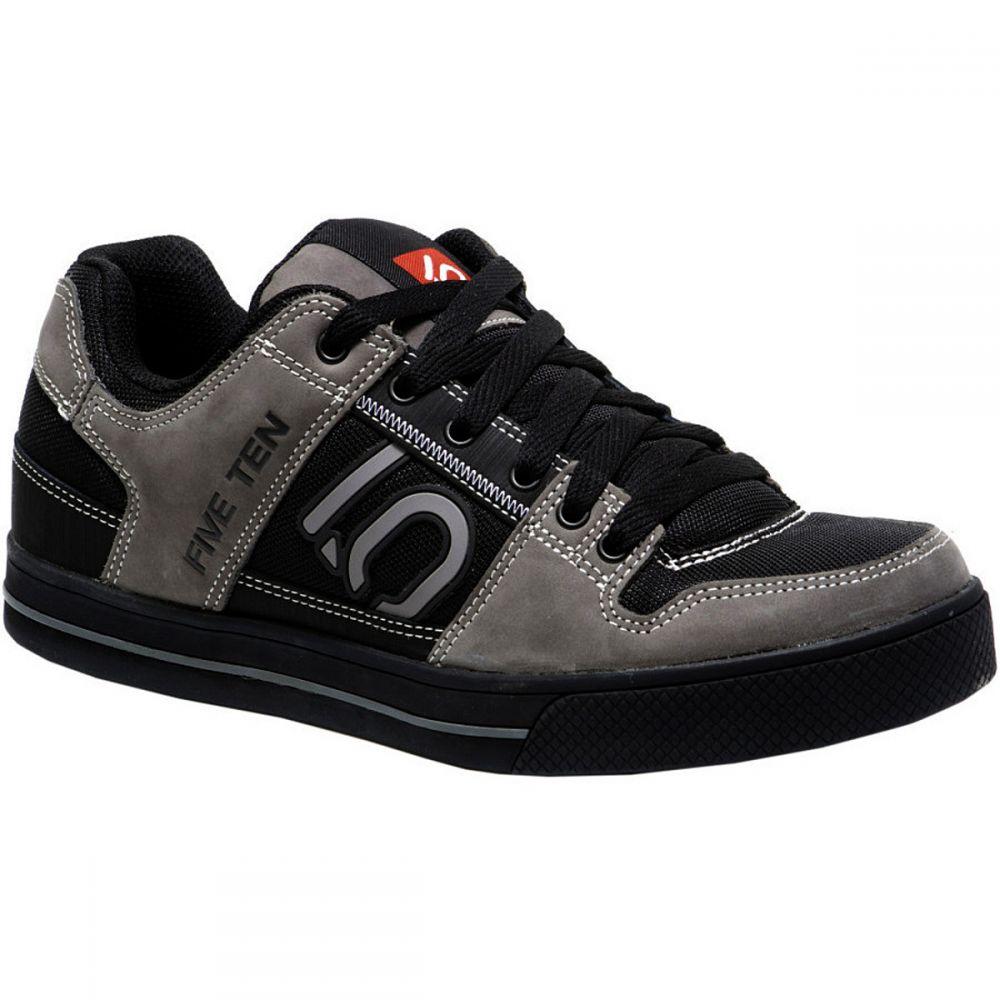 ファイブテン メンズ 自転車 シューズ・靴【Freerider Shoes】Black/Grey