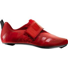 マヴィック メンズ トライアスロン シューズ・靴【Cosmic Elite Tri Shoess】Fiery Red/Black