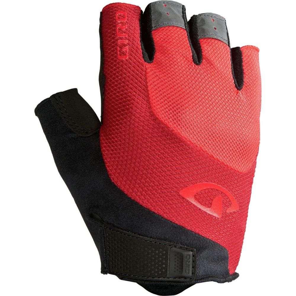 ジロ メンズ 自転車 グローブ【Bravo Gel Gloves】Bright Red